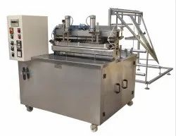 Air Bubble Bag Sheet Making Machine with Double Folder System