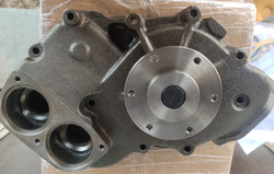 Bharat Automotive Cast Iron Oil Pump Assembly