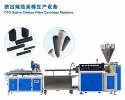 PP Spun Filter Making Machine