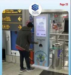 Sanitizer Dispenser Auto Sens -2