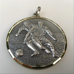 Football Sports Medal