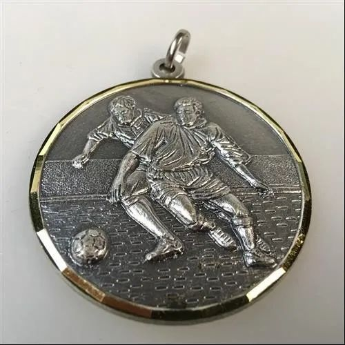 Football Sports Medal