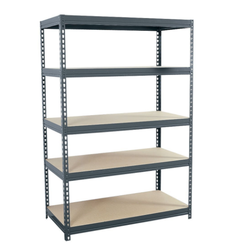 Rivet Lock Boltless Shelves