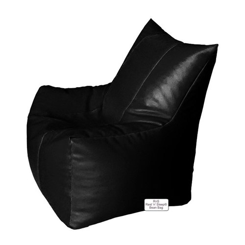 Excellent Bean Bag Filled With Beans Filler Classic Bean Chair Black Gamerscity Chair Design For Home Gamerscityorg