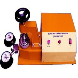 Burst Strength Tester (Analogue)
