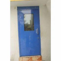 Steel Clean Room Door