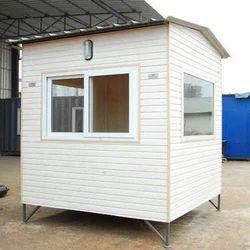 Mini Portable Security Cabin