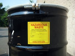 Hazardous Drums