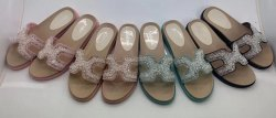 Kickonn Daily Wear Ladies Flip-Flops, Size: 36-41