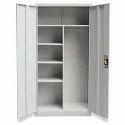 6 Rack Stainless Steel Dress Cabinet