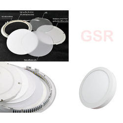 24w Round Square Kit Slim LED Surface Mounted Light