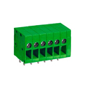 1 Kv Through Push Wire Terminal Block, Voltage: 300 V, Operating Temperature : -25 To +100deg C