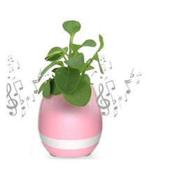 Wireless Creative Bluetooth Flowerpot Speaker Musical Plant