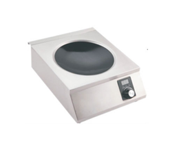 COM IC 5000W Curve Commercial Induction Cooker