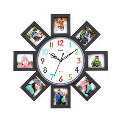 Wall Photo Frame Clock
