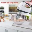 Speeds7 Pink Hand Mixer, Blade Material: Stainless Steel