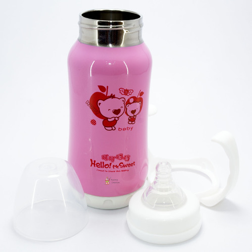 daacc47f0 Stainless Steel Feeding Bottle at Rs 500  piece