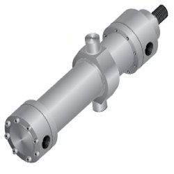 Intermediate Trunnion Mounting Hydraulic Cylinders