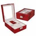 Luxurious Medetai Watch 4 Pc And Jewellery Box