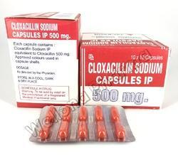 Cloxacillin Capsules