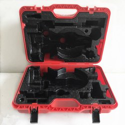 New Red Hard Carrying Case For Ts02 Ts06 Ts09 Total Station