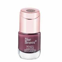 Pink Blue Heaven Nail Polish, Packaging Size: 13 Ml
