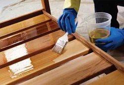 AVM High Gloss Varnish, For Wood, Liquid