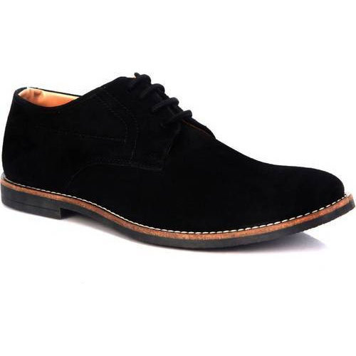 Men Black Corporate Casual Shoes at Rs