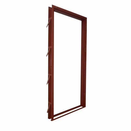 Color Coated Iron Door Frames at Rs 75 /kilogram | Door Frames | ID ...