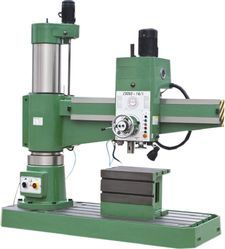 50mm All Geared Radial Drill Machine
