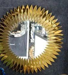 Glossy Finish Glass Mirror