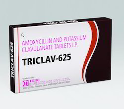 Amoxycillin And Potassium Clavulanate Tablets I.P.