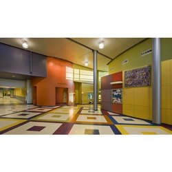 5-7 Days School Interior Designing Service
