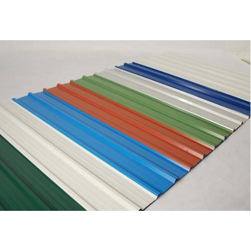 Multicolor Steel Colour Coated Roofing Sheet