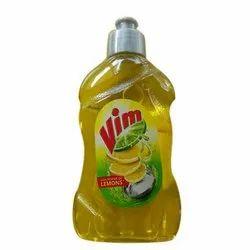 Lemon Vim Liquid Cleaner, Packaging Size: 250ml, Packaging Type: Plastic Pump Bottle