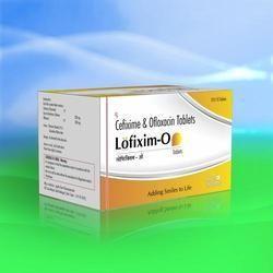 Cefixime Trihydrat 200mg Ofloxacin 200mg