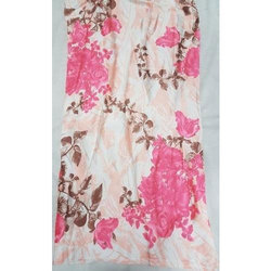Polyester Stain Printed Fabric