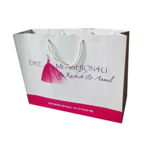 Art Paper Shopping Bag