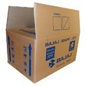 Brown Heavy Weight Printed Corrugated Box