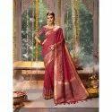 Pure Traditional Silk Banarasi Saree