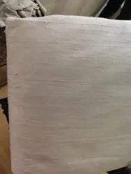 Plain 44-45 Raw Silk, For Curtains, GSM: 100