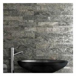 2D New York Silver Shine Stone Veneer
