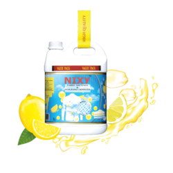 Cloth Softener and Conditioner 5 Liter Lemon / Lime - Refill