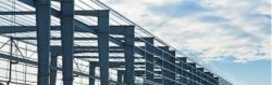 Steel Frame Structures Concrete Industrial Constructions Service