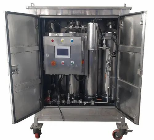 Transformer Oil Online Dry-Out System