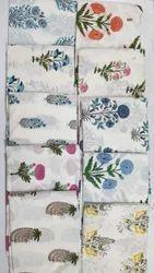 Mughal Buta Block Printed Fabric