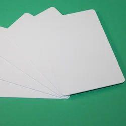White Plain Inkjet PVC Sheet