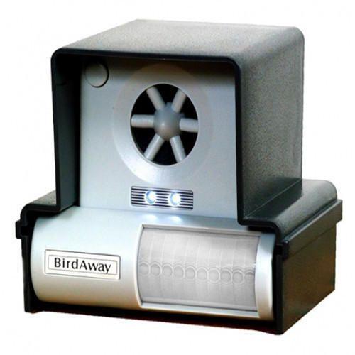 Ultrasonic Bird Repellent02 - Bird Away - Balcony Bird