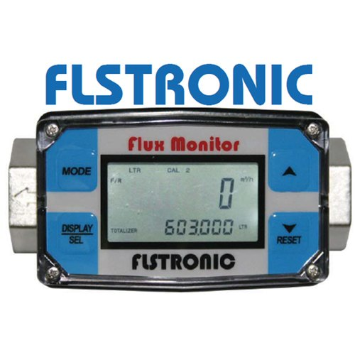 Flstronic Digital Turbine Flow Meter