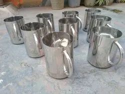 Sanipure Water Systems Stainless Steel Beakers, Capacity: 1 Liter